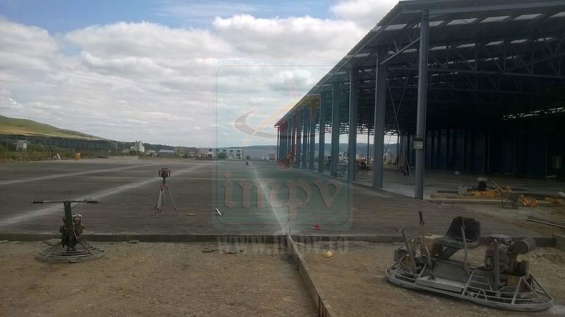 pardoseli elicopterizate - pardoseli din beton