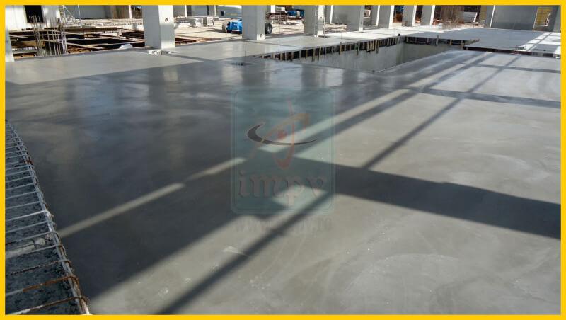 IMPV - Pardoseli Elicopterizate - Rampe Antiderapante - Trotuare din beton - 10